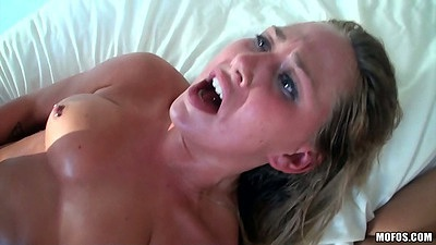 Screaming college group sex all wet and dirty with Sara Luvv and Callie Calypso and Carter Cruise