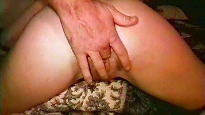 Fingering and doggy style close up Layla Jade penetration